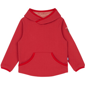 Finkid Pikku Pusero Sweat Hoodie Barn cranberry/red